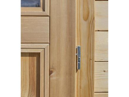 Shelty abri de jardin 330x280x256 cm bois