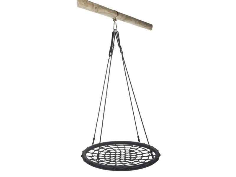 Siège de balançoire nid d'oiseaux 100cm