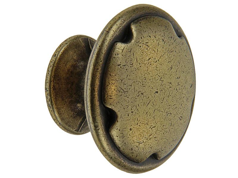 Sam Siertop antiek 30mm brons