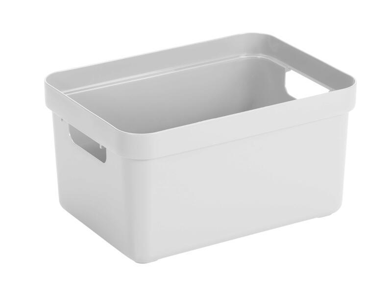 Sunware Sigma Home bac de rangement 13l blanc