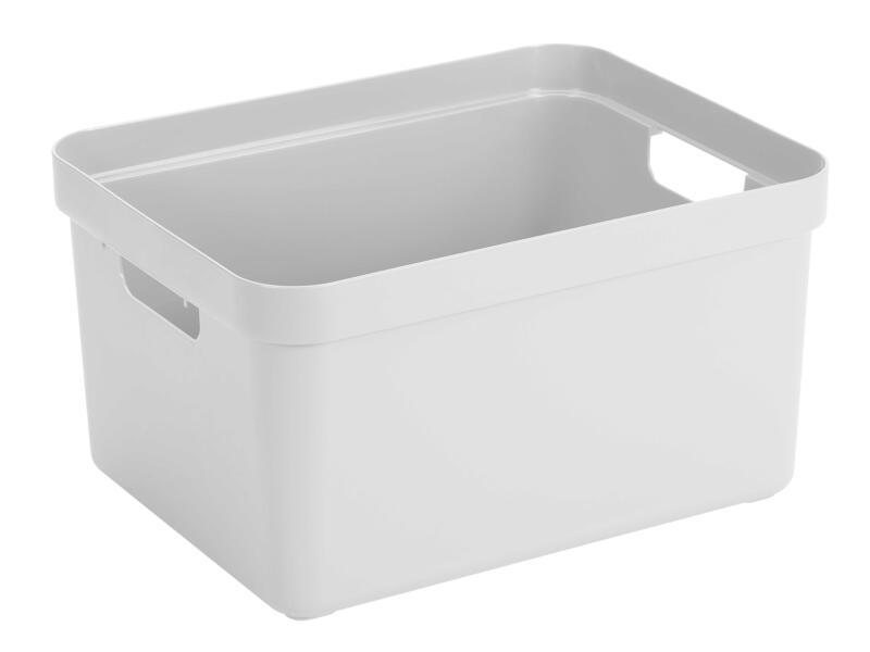 Sunware Sigma Home bac de rangement 32l blanc