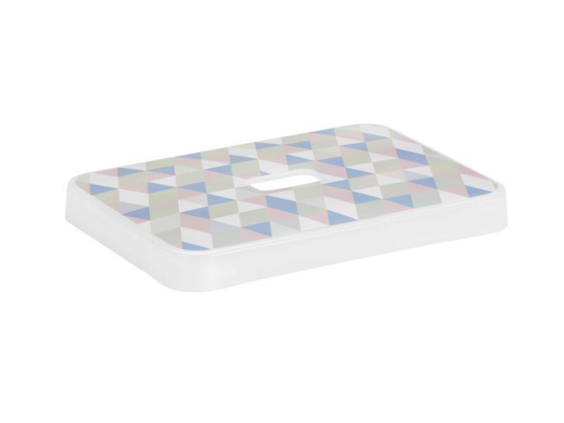 Sunware Sigma Home couvercle 13l triangles