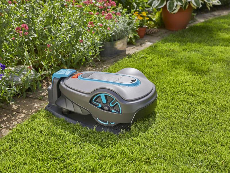Gardena Sileno Life 1250 robotmaaier 18V Li-Ion 1250m²