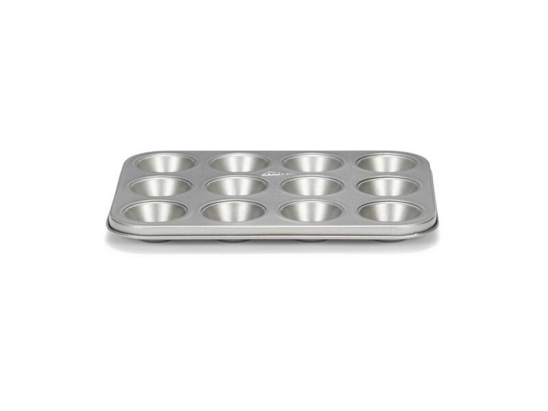 Silver Top moule à 12 mini muffins