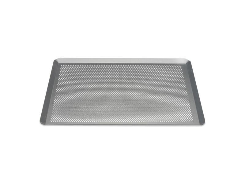 Silver Top plaque de four perforée 40x30 cm