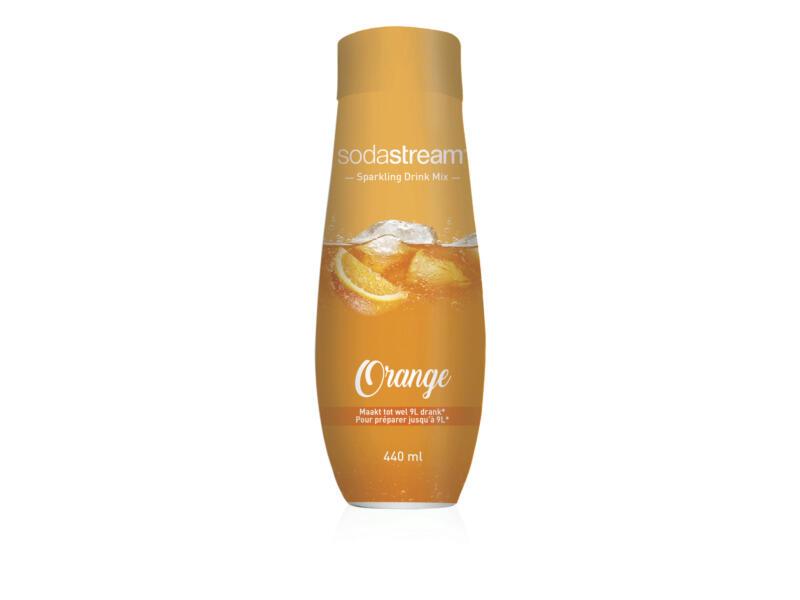 SodaStream Siroop Classics Orange 440ml
