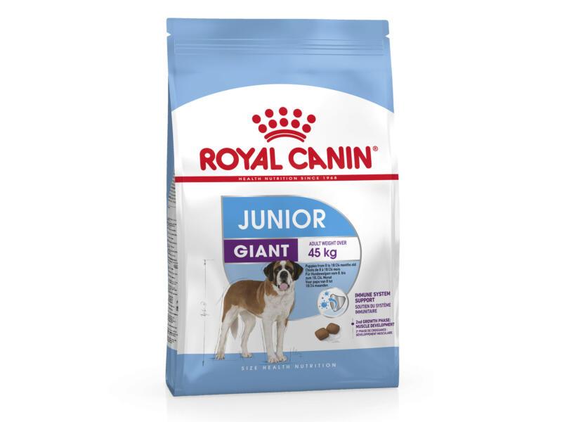 Royal Canin Size Health Nutrition Giant Junior hondenvoer 15kg
