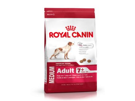 Royal Canin Size Health Nutrition Medium Adult +7 jaar hondenvoer 15kg
