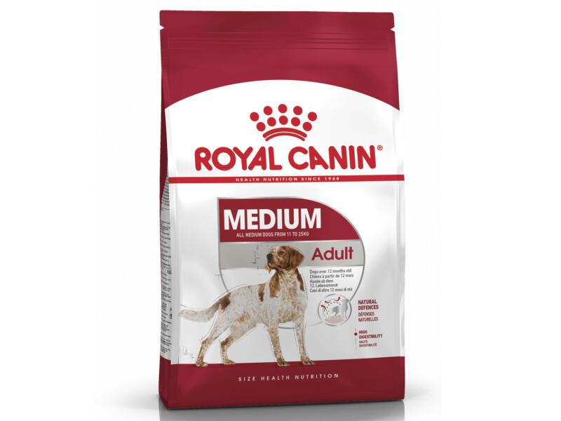 Royal Canin Size Health Nutrition Medium Adult hondenvoer 15kg