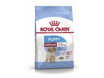 Royal Canin Size Health Nutrition Medium Puppy croquettes chien 4kg