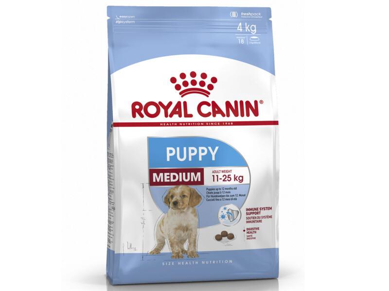 Royal Canin Size Health Nutrition Medium Puppy hondenvoer 15kg