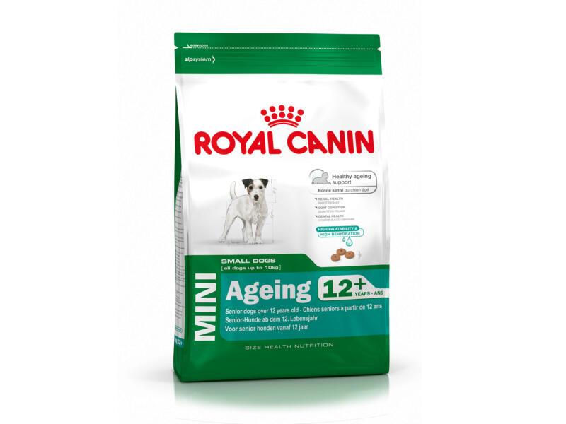 Royal Canin Size Health Nutrition Mini Ageing +12 jaar hondenvoer 3,5kg