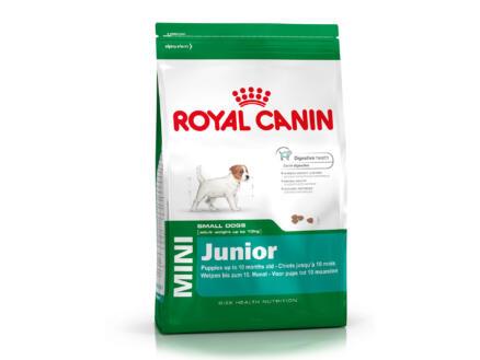 Royal Canin Size Health Nutrition Mini Junior croquettes chien 4kg