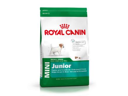 Royal Canin Size Health Nutrition Mini Junior croquettes chien 8kg