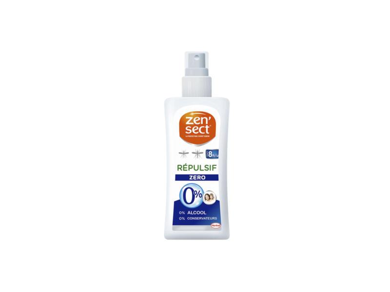 Skin Protect Lotion Zero afweermiddel tegen muggen 100ml