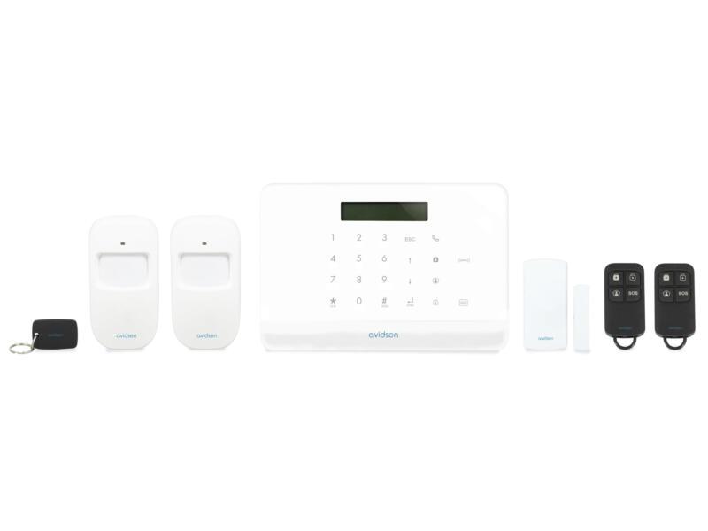 Avidsen Skydda alarmset combo (GSM + PSTN)