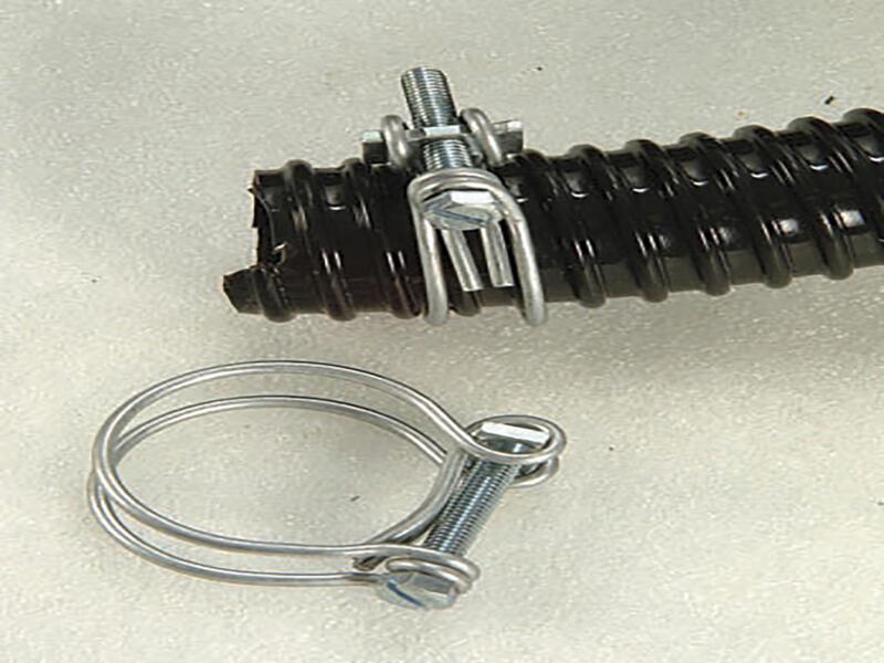 Slangklemmen 30-34 mm
