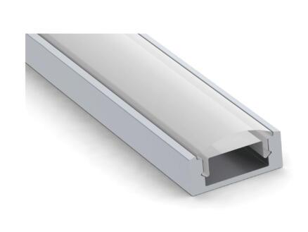 Vellight Slimline Profilé pour ruban LED 2m x 7mm