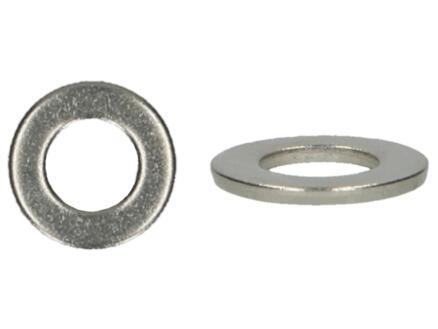 Pgb-fasteners Sluitringen 8mm inox 200 stuks