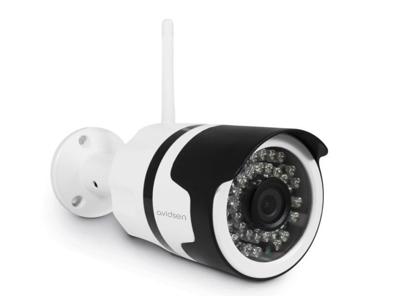 Avidsen Smart Home caméra extérieure IP motorisée 75° wifi