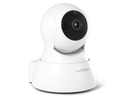 Avidsen Smart Home caméra intérieure IP motorisée 720p wifi