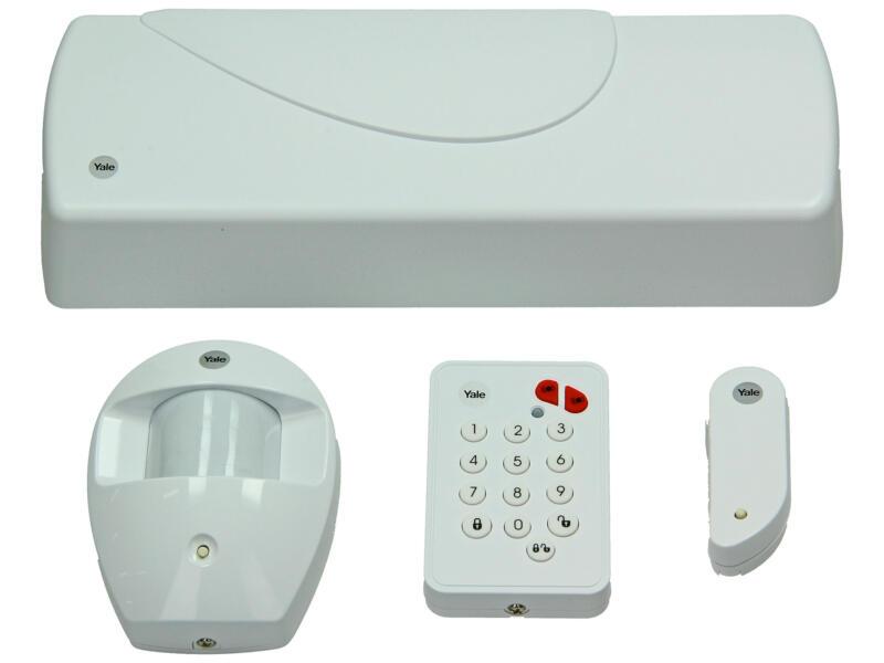 Yale Smart Living SR-1100I draadloze alarmset