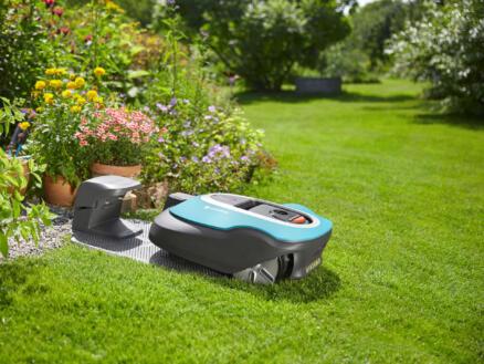 Gardena Smart Sileno 1000 tondeuse robot 18V Li-Ion 1000m²