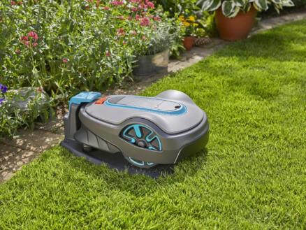 Gardena Smart Sileno Life 1000 tondeuse robot 18V Li-Ion 1000m² + gateway