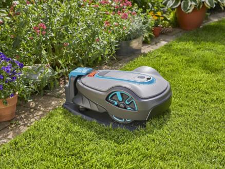Gardena Smart Sileno Life 750 tondeuse robot 18V Li-Ion 750m² + gateway
