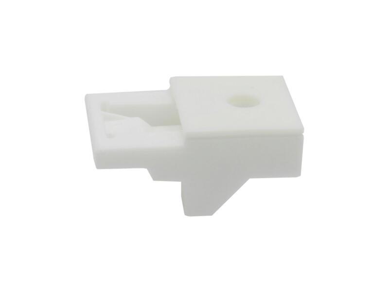 Smart plafondsteun 3cm wit 2 stuks
