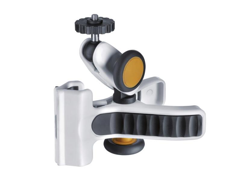 Laserliner SmartCross-Laser automatische kruislijnlaser + klemhouder