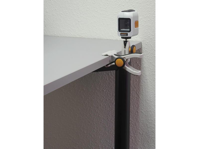 Laserliner SmartCross-Laser laser en croix automatique + fixation