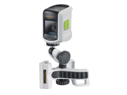 Laserliner SmartVision-Laser Green kruislijnlaser + klemhouder