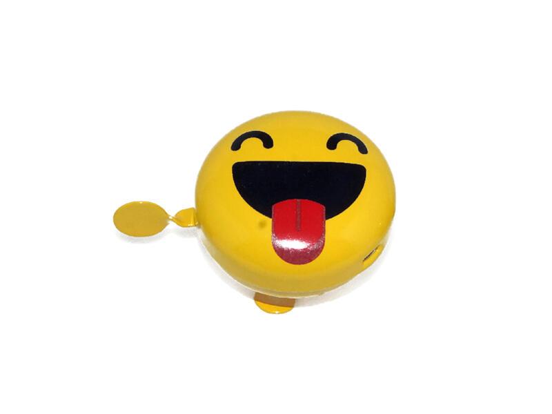 Maxxus Smiley Tongue fietsbel 60mm