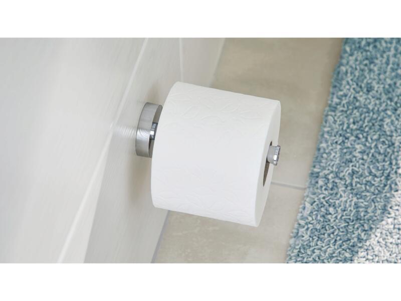 Tesa Smooz porte-papier toilette de réserve chromé