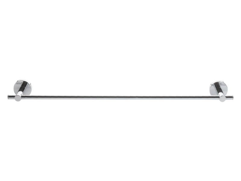 Tesa Smooz porte-serviettes auto-adhésif 64cm chromé