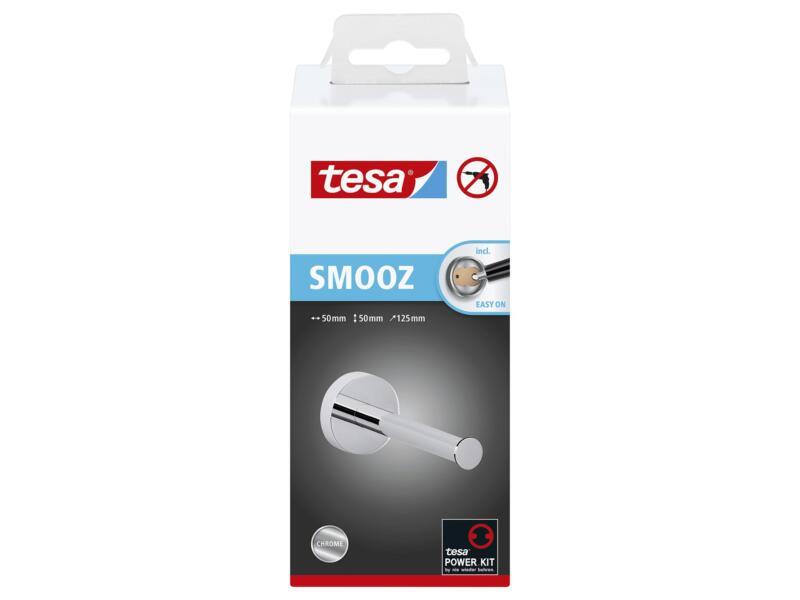 Tesa Smooz reserverolhouder chroom