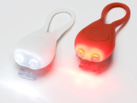 Maxxus Snake set d'eclairage vélo LED 2 pièces