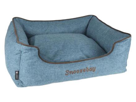 Snoozebay hondenmand 70x60x22 cm blauw
