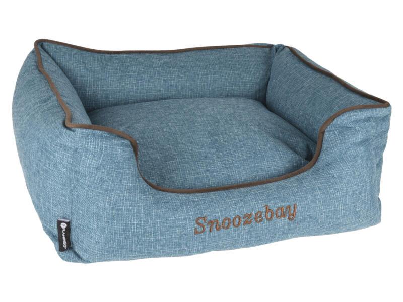 Snoozebay panier pour chien 60x50x20 cm bleu