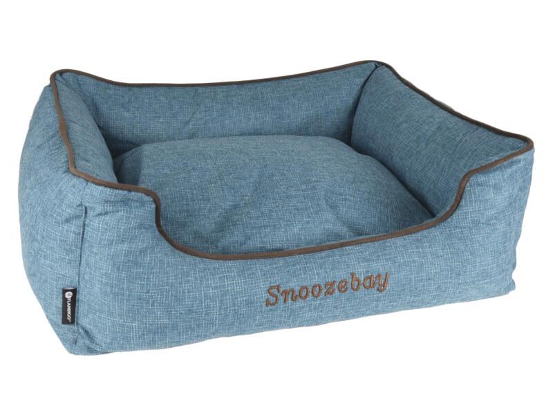 Snoozebay panier pour chien 70x60x22 cm bleu