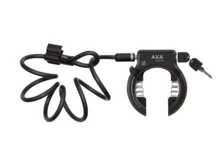 Axa Solid Plus ringslot + Newton PI150 kabelslot plug-in