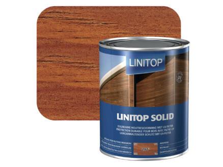 Linitop Solid lasure 2,5l teck #282