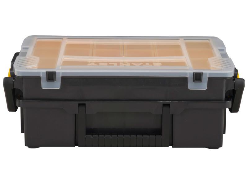 Stanley Sortlevel boîte à compartiments 42x31,5x40 cm 2 niveaux