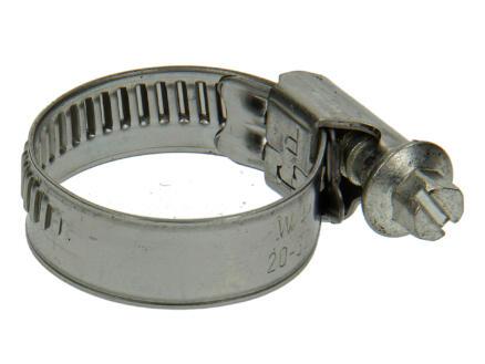 Mack Spanring inox 23x35 mm 2 stuks