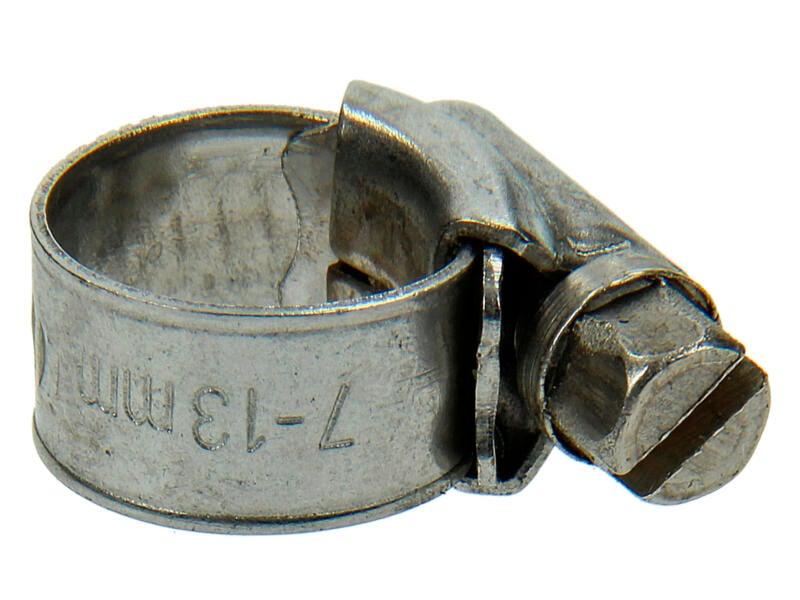 Mack Spanring inox 7x13 mm 2 stuks