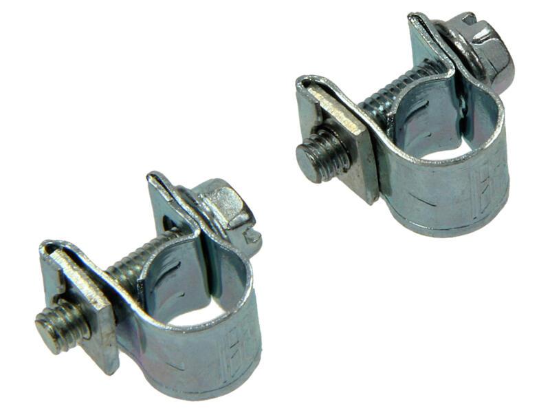 Spanring verzinkt 6x8 mm 2 stuks
