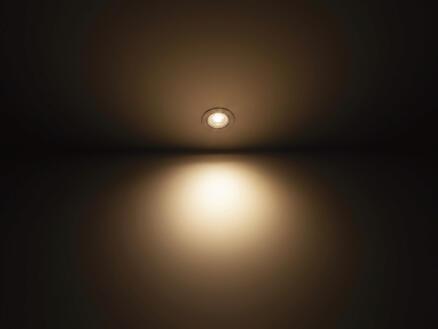 Philips Sparkle LED inbouwspot reflector 5W dimbaar wit