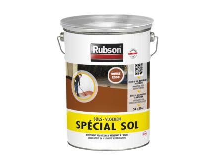 Rubson Special Sol peinture sol 5l rouge