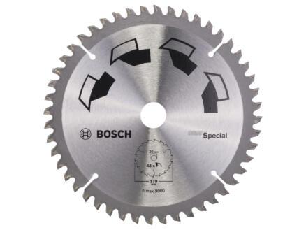Bosch Special cirkelzaagblad 170mm 48T hout